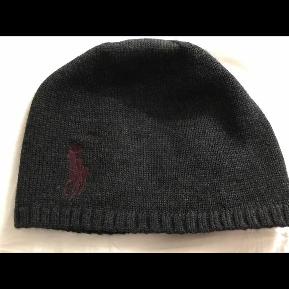 Ralph Lauren Boys Wool Hat. M 5b0b59309d20f05bda47922d 6d146a80377